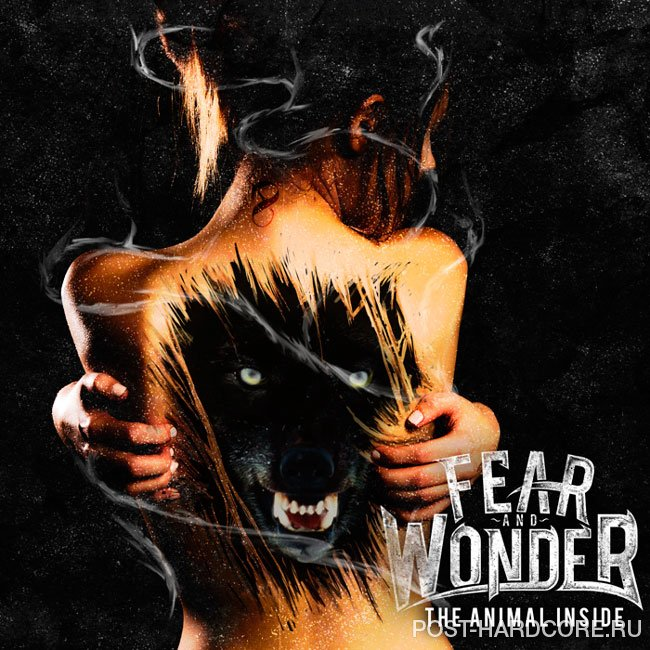 Fear and Wonder - The Animal Inside [EP] (2014)