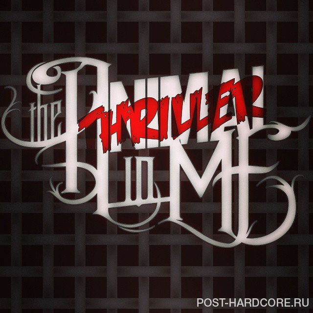 The Animal In Me - Thriller [single] (2014)